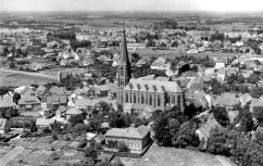 Luftbild Ortskern