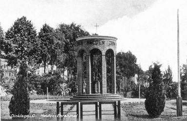 Postkarte Denkmal