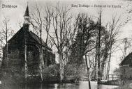 Die Burgkapelle, unter der sich die Von Galen Familiengruft befindet