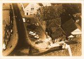 Luftbild Blick vom Kirchturm auf den Alten Markt