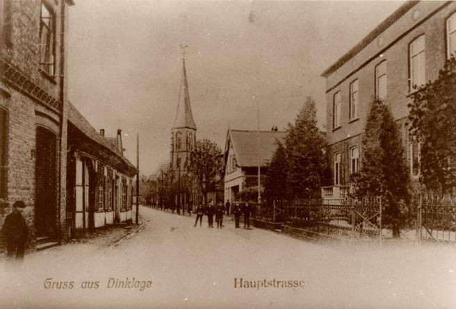 -34- Lange Straße Blick nach Westen