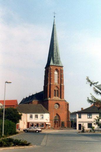 Dinklager Kirche St. Catharina