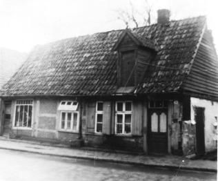 -86- Doppelwohnhaus Carl und Caspar Arkenau 1954