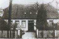 -241- Haus der Familie Beimforde, Lange Straße, Ecke Drostestraße