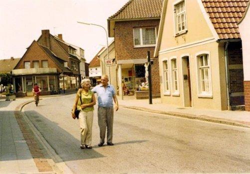 Beginn der Burgstraße