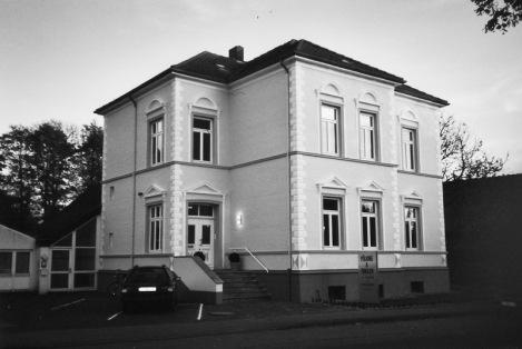 -26- Haus Borgmann, P. Arck. Heute Ingenieur-Büro Pölking und Theilen, Aufnahme 2001