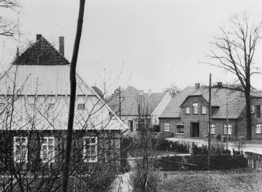 -28- Haus Nr 22, Schuhhaus Günther Wulf, links Haus Burwinkel, Hülsmann
