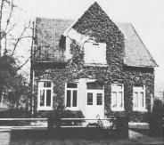 -16- Haus Diekmann, in diesem Haus befand sich bis 1934 das Gemeindebüro.