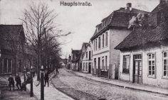-149- die beiden Häuser Hönemann, links daneben Beimohr