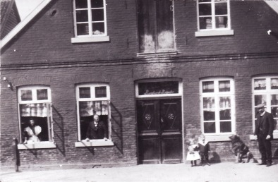 -159- Altes Geschäftshaus Kathmann & Beimohr (Kraun), 1910, Kaffeerösterei seit 1906