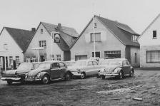 -92- Haus Kathmann am rechten Bildrand.