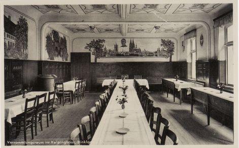 -73- Versammlungsraum im Kolpinghaus