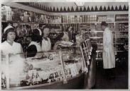 -65- Konsum am Markt, heute Haus Lüpges und Geschenkeladen
