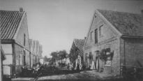 -22- Haus Meyer in der damaligen Wipperstraße etwa um 1900 / 1910