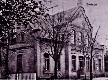 -29- Kaiserliches Postamt