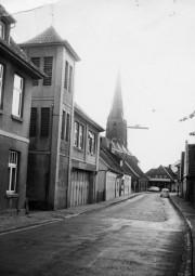 -61a- Feuerwehrhaus Burgstr., Foto: Quill 1964