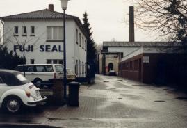 -86- Nachfolger von Van der Wal, Fuji Seal Produktion von Schrumpffolien