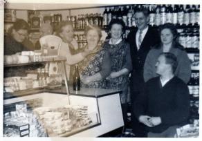 -60- Lebensmittelladen Wehebrink