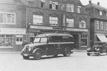 -11- Der Alte Markt in den 30er Jahren, Uhrmacher Weiss und Hotel Oldenburger Hof