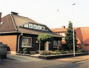 -123- Haus Wieferig 2011, rechts erkennbar Haus Scheper
