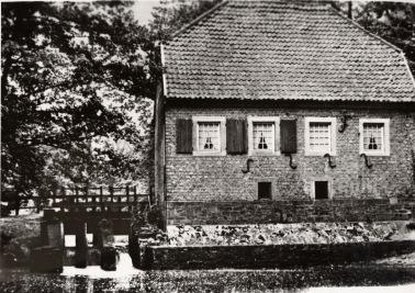 Wassermühle Burg Dinklage
