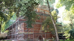 -65- Sanierung der Wassermühle 2012