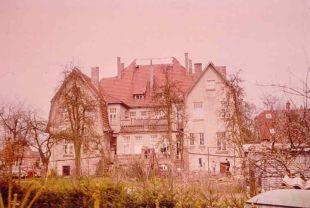 -67- Rückseite der Villa Holthaus