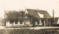 -21- Haus Bocklage, Schlossermeister bei Holthaus, (1931) (ab ca. 1950 Firma Wehrhahn)
