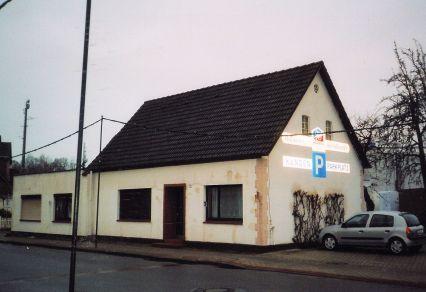 -22- Haus Bocklage, später an Bäckerei Heitmann verkauft (2001)