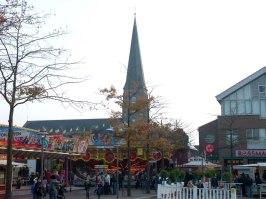 Kirmes auf dem Marktplatz
