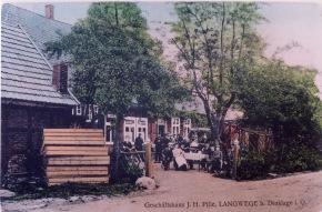 Postkarte Pille Langwege