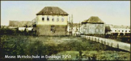 Ehemalige Landwirtschaftsschule, später evangelische Schule