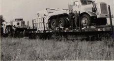Fahrzeugtransport von Wehrhahn