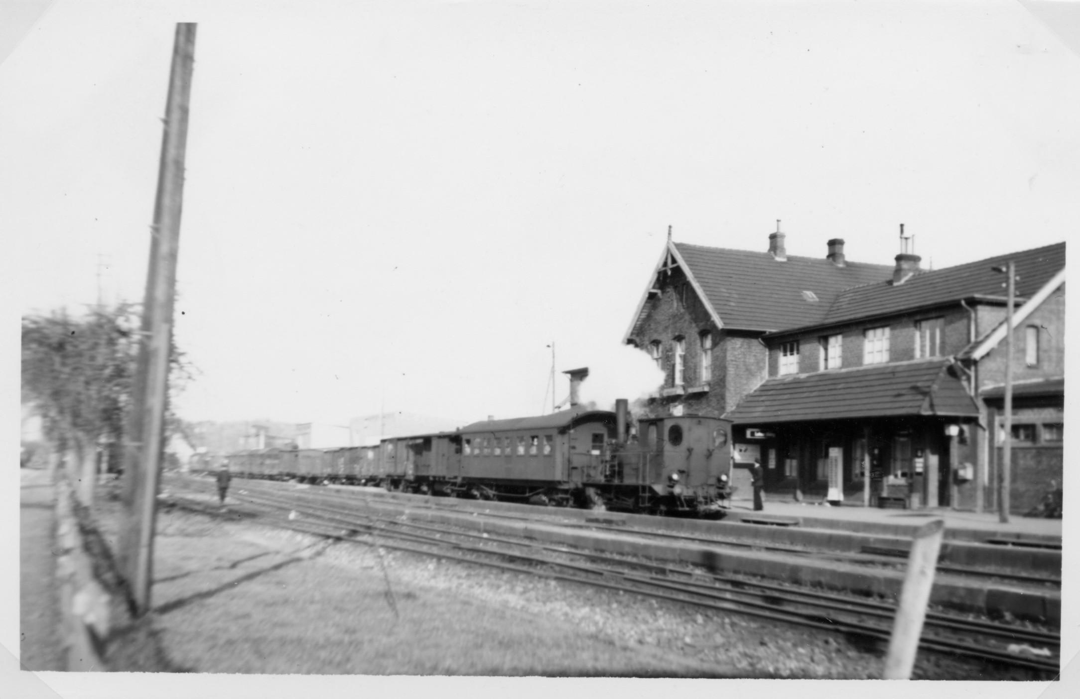 Bahnhof Löhne der bahnhof alt dinklage