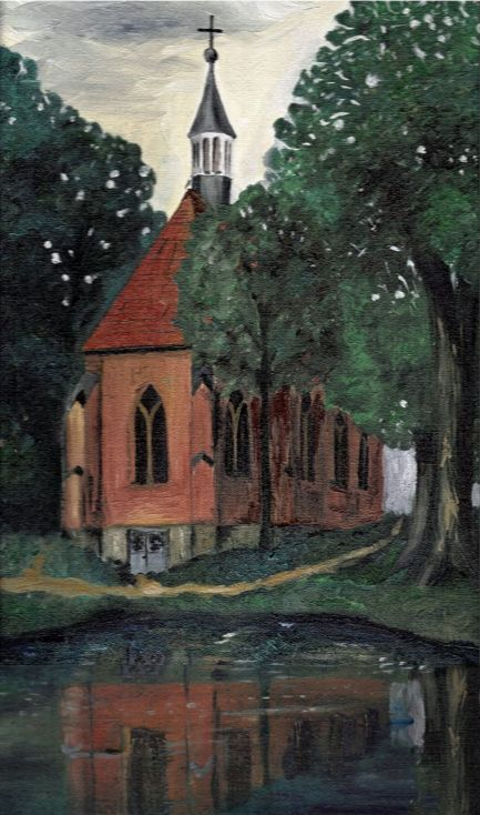 Gemälde von Peter Schumacher