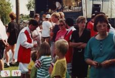 Handball Juxturnier 1992