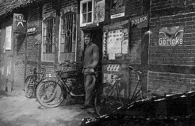 die Fahrrad Werkstatt.