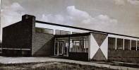 1960 Die Firma Bahlmann und Leiber produziert jetzt in Ihrer neuen Halle an der Badberger Straße