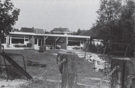 1972 Der Kindergarten ST. Martin wird eingeweiht