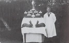 Fritz Kalvelage, der Erbauer des Hauses