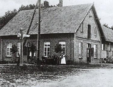 Gastwirtschaft Robke, Höne um 1910