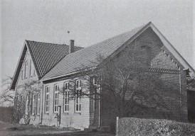 Die ehemalige Schule Bahlen