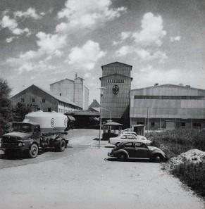 Bahnhof, Dinklage, Genossenschaft, Bröring, Lagerhaus, Güterbahnhof
