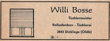 Willi Bosse, Friedenstraße Nr. 13