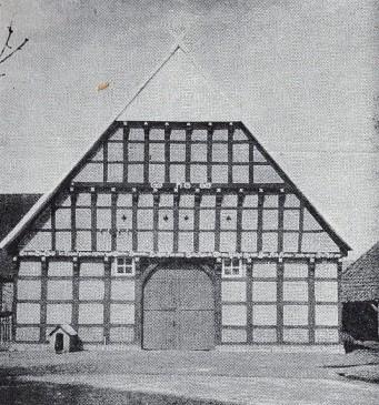 Hof Hörstmann, Schwege