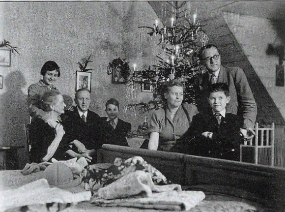Weihnachten 1951, Familie Quill