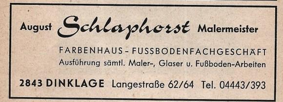 schlaphorst