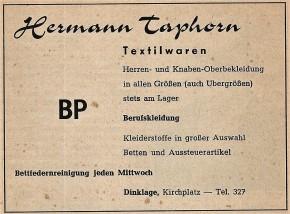 taphorn