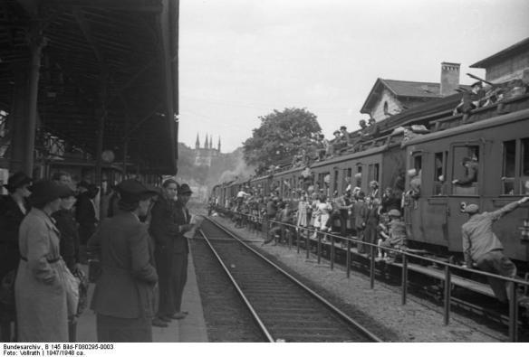 Bahnhof Remagen, Hamsterfahrten