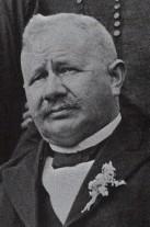 Franz Diekmann, Gemeindevorsteher von 1922-1918 Geschäftsfürer des Bauvereins